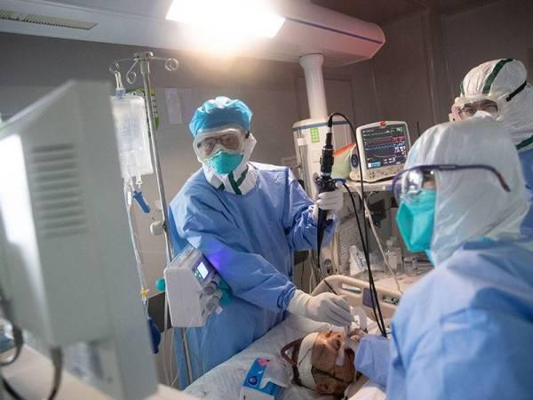 Virus C0vid-19 kekal di paru-paru pesakit meninggal dunia