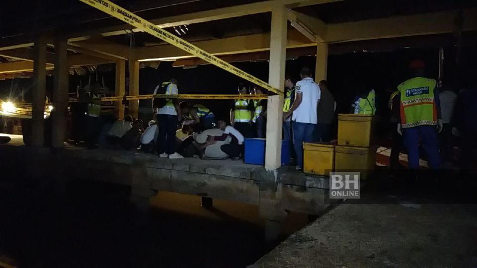 4 maut, 4 hilang bot bawa pemancing terbalik | Kes | Berita Harian
