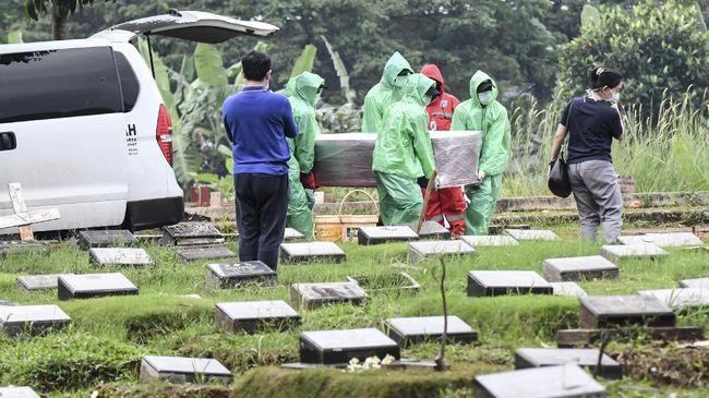 Bandung Jadikan TPU Cikadut Pemakaman Khusus Corona