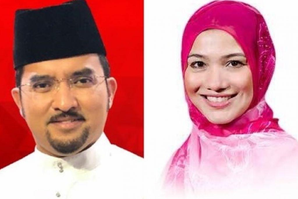 Asyraf Wajdi, Zahida Zarik ketua Pemuda, Puteri baru Umno , Berita Dunia - BeritaHarian.sg